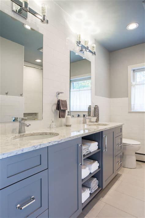 Modern Classic Bathroom Ideas by Modern Classic Bathroom Transitional Bathroom Boston