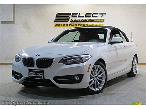 bmw  series  xdrive convertible  alpine white