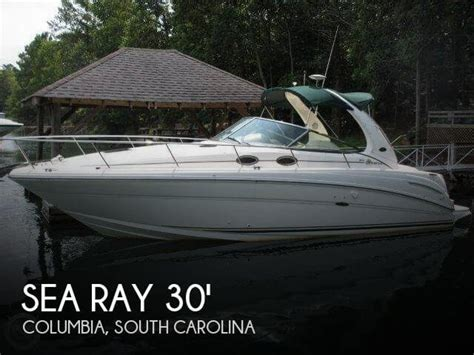 Sea Ray Boats For Sale South Carolina by For Sale Used 2002 Sea Ray 300 Sundancer In Columbia