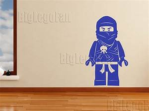lego ninjago ninja go vinyl wall decal lego room pinterest With coolest ninjago wall decals