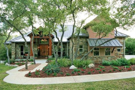 custom country house plans custom design home new braunfels tx hill country