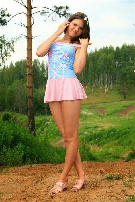 Sandra Orlow Moda Para Niñas Modelos Rusas Chicas