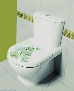 Cuvette Wc Pas Cher : d coration abattant wc et stickers cuvette wc 97 ~ Premium-room.com Idées de Décoration