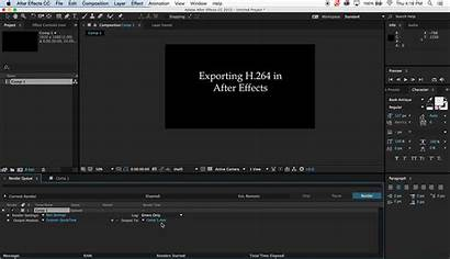 Effects Export Open Format Save Output Quicktime