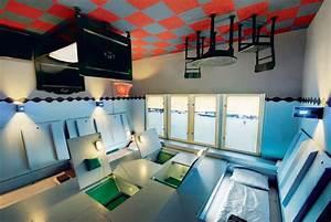 Propeller Island City Lodge : hoteles raros y curiosos del mundo felices vacaciones ~ Orissabook.com Haus und Dekorationen