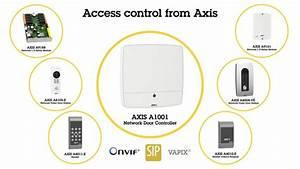 Axis A1001 Wiring Diagram