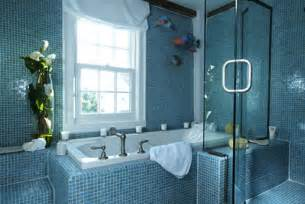 bathroom tiles designs ideas blue tiled bathroom ideas decobizz
