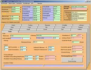 Hauskauf Nebenkosten Rechner 2016 : download nebenkosten rechnung kostenlos bei nowload ~ A.2002-acura-tl-radio.info Haus und Dekorationen