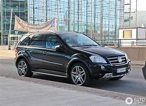 Laderaumabdeckung Mercedes Ml W164 : mercedes benz ml 63 amg w164 2009 25 april 2015 autogespot ~ Jslefanu.com Haus und Dekorationen