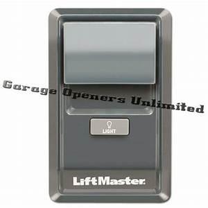 Liftmaster 885lm Wireless Control Panel Myq Operators