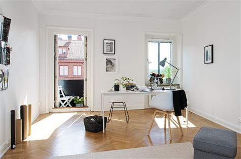 Decorating Ideas Minimalist by Design Ideas Of Home Office In Scandinavian Style