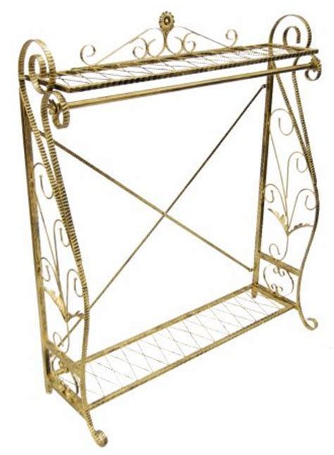 clothing store racks and shelves wrought iron clothing