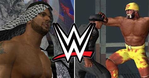 Things WWE Wants You To Forget About The Games   TheGamer