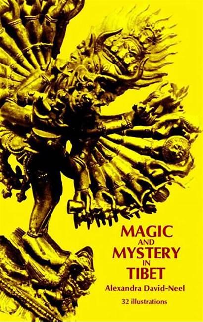 Tibet Magic Mystery Neel David Alexandra Books