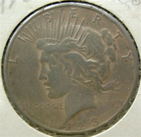 liberty dollar coin 1923 peace liberty silver dollar coin for sale antiques com classifieds