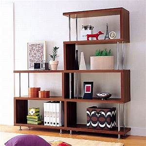 Cool, And, Unconventional, Shelving, Ideas
