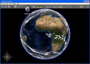 NASA Live Earth Satellite Map (page 3) - Pics about space