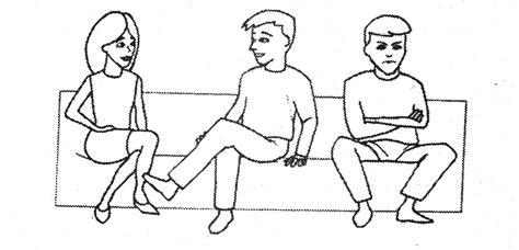 si鑒e assis genoux les gestes et postures de la discussion ce que pensent vos interlocuteurs quand vous leur parlez apprendre le mentalisme