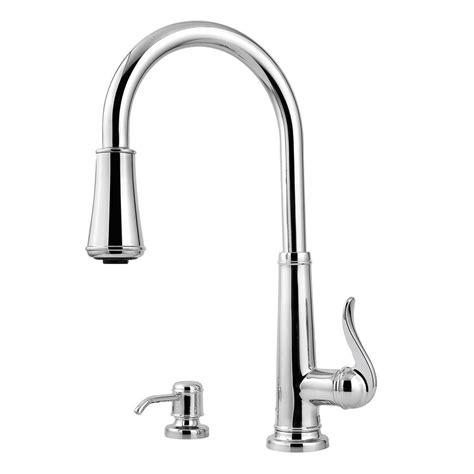 price pfister ashfield kitchen faucet pfister ashfield single handle pull sprayer kitchen