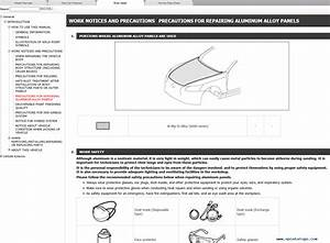 Lexus Ls600h Repair Manual 09
