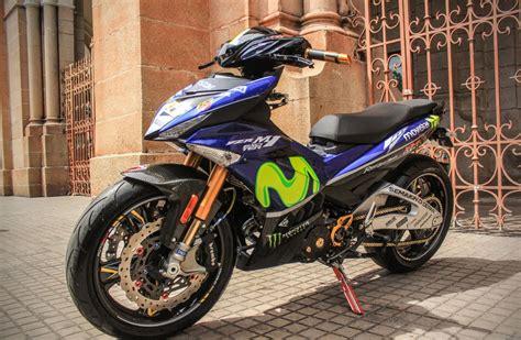 Pakai Batok King by Pertamax7 187 Modifikasi Yamaha Jupiter Mx King Pakai