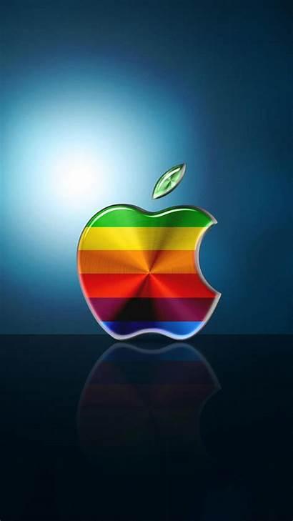 Apple Iphone Background Colorful Pixelstalk