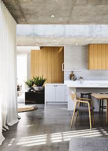 10 Concrete Ceilings That Steal The Show In Modern Homes