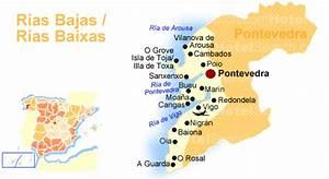 Recherche d'Hôtels sur la Rías Bajas par destination ou par nom d'hôtel Recherche par Carte sur