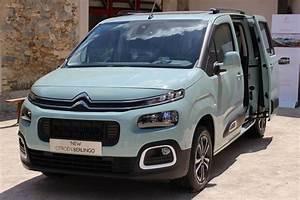 J U0026 39 Ai Test U00c9 Pour Vous X Le Nouveau Citro U00cbn Berlingo Van
