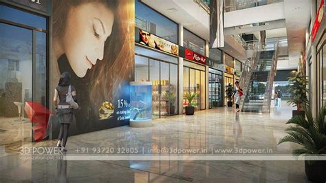 shopping mall interiors designs modern shopping mall 3d