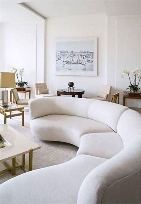 canapé rond design canapé rond design en quelques idées tendance