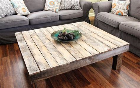 table cuisine palette top 17 insanely charming diy pallet coffee table designs