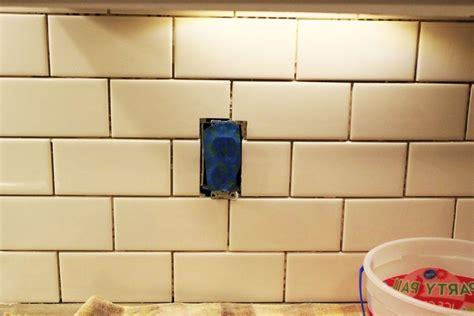 Cutting Tiles Around Sockets Tile Design Ideas