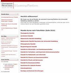 E Learning Heidelberg : journal rupertocarola universit t heidelberg ~ Orissabook.com Haus und Dekorationen