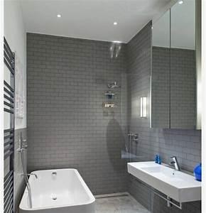 Exemple De Petite Salle De Bain : petite salle de bain moderne en 34 exemples inspirants ~ Dailycaller-alerts.com Idées de Décoration
