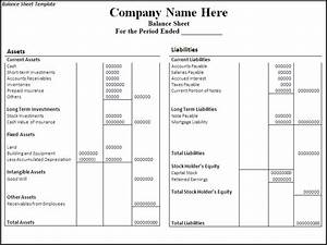 balance sheet templates helloalive With corporate balance sheet template