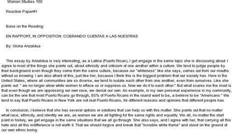 Reaction Essay Example  Veterinariancolleges Reaction Essay Example Essay About Ghost Story Spm