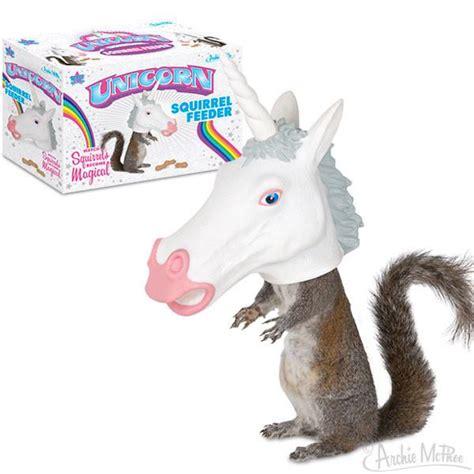 white desk for sale unicorn squirrel feeder archie mcphee co