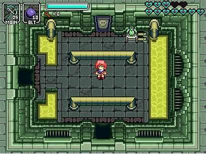 Combat Based Inspiration Action Midora Zelda Rpg