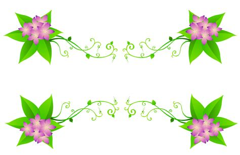 spring flowers decoration clipart gallery yopriceville