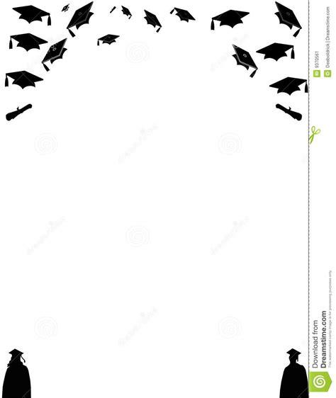 grad toss border stock vector illustration  clipart