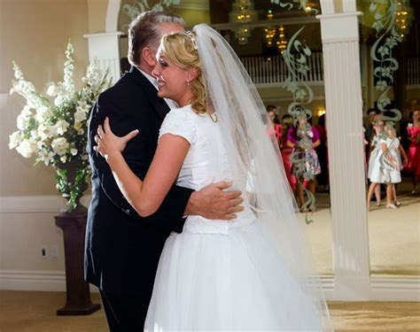 wedding father daughter dance songs lds wedding receptions