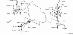 Nissan Rogue Sport Bolt  Engine  Mounting  Motor
