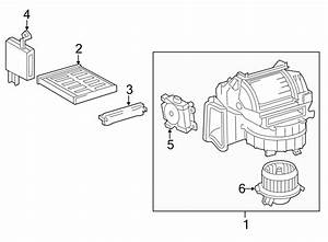201toyota Camry Blower Motor Diagram