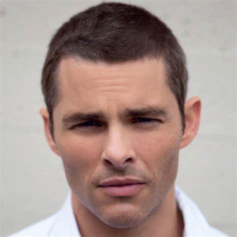 The Men's Crew Cut Haircut   Men's Hairstyles   Haircuts 2018