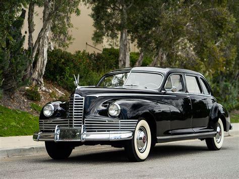 1946 Packard Custom Super Clipper Limousine