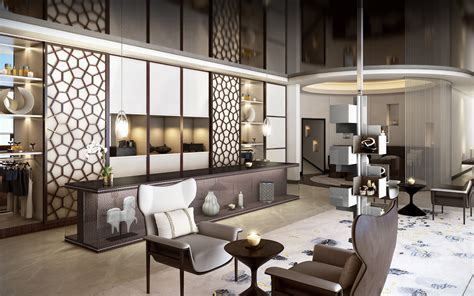 Luxury Hotel, Qatar  The Gettys Group