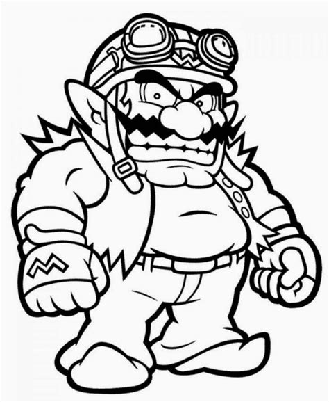 coloring pages mario coloring pages   printable