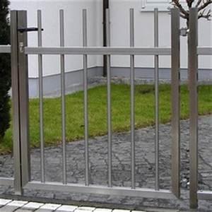 Gartentor Edelstahl Preis : edelstahl gartentore preise metallteile verbinden ~ Frokenaadalensverden.com Haus und Dekorationen