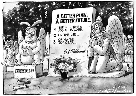 British Political Cartoonists And General Elections